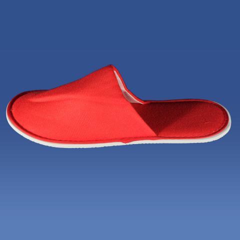 Papuci culoare rosie