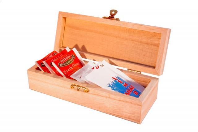 Cutie pentru ceai MD 1