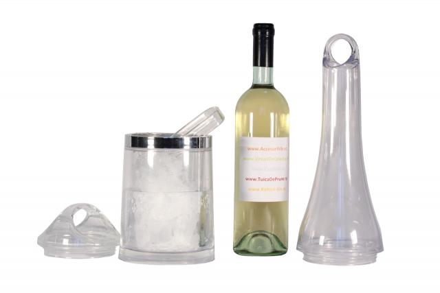 Frapiera sticla vin