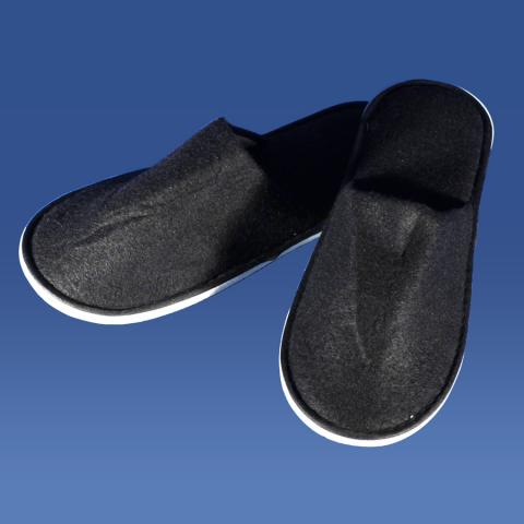 Papuci culoare neagra